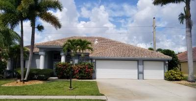 Indialantic Single Family Home For Sale: 1750 Canterbury Drive