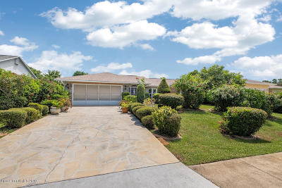 Brevard County Single Family Home For Sale: 110 Hammock Road SE