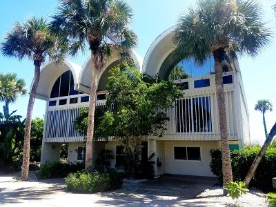 Melbourne Beach Rental For Rent: 8755 S Highway A1a #3