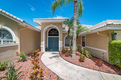 Indialantic Single Family Home For Sale: 1930 Canterbury Drive