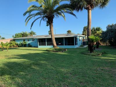 Satellite Beach Single Family Home For Sale: 243 Carissa Drive