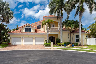 Melbourne Beach Single Family Home For Sale: 144 Captiva Court