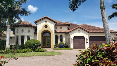 Rockledge Single Family Home For Sale: 3669 Imperata Drive