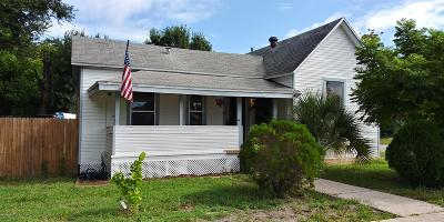 Titusville Single Family Home For Sale: 702 Palmetto Street