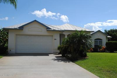 Melbourne Beach Rental For Rent: 235 Woody Circle