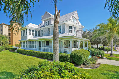 Brevard County Multi Family Home For Sale: 536 Delannoy Avenue