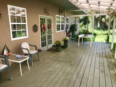 Grant Valkaria Single Family Home For Sale: 1445 Ramblebrook Street
