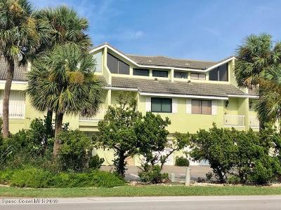 Melbourne Beach Rental For Rent: 2583 S Highway A1a #102