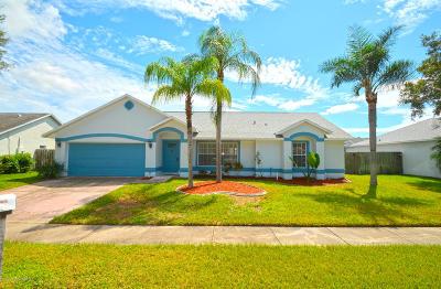 Single Family Home For Sale: 3449 Saddle Brook Drive