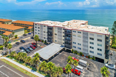 Satellite Beach Condo For Sale: 205 Highway A1a #501