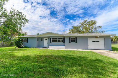 Single Family Home For Sale: 1665 Anson Road