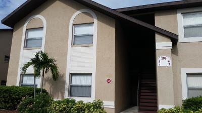 Merritt Island Rental For Rent: 290 Spring Drive #3
