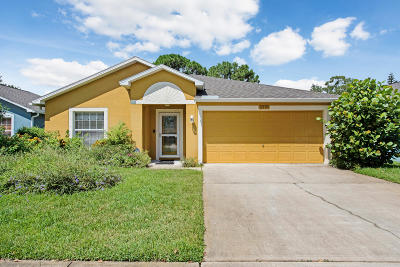 Titusville FL Single Family Home For Sale: $259,000