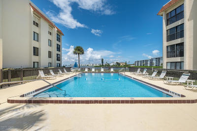Cocoa Beach Condo For Sale: 200 S Banana River Boulevard #2311