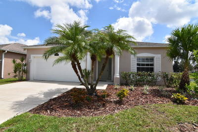 Rockledge Single Family Home For Sale: 5408 Duskywing Drive