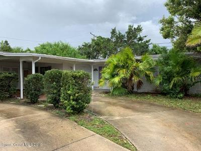 Merritt Island Single Family Home For Sale: 115 Wales Avenue