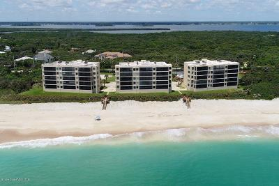 Cape Canaveral, Cocoa Beach, Indialantic, Indian Harbour Beach, Melbourne Beach, Satellite Beach, Port Canaveral Condo For Sale: 6305 S Highway A1a #142
