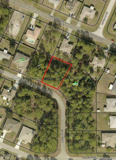 Palm Bay Residential Lots & Land For Sale: 2261 Angel Road SE