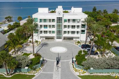 Cocoa Beach Condo For Sale: 3500 S Atlantic Avenue #203 (3D)