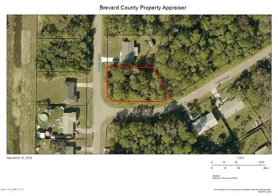 Palm Bay Residential Lots & Land For Sale: Wabash Road