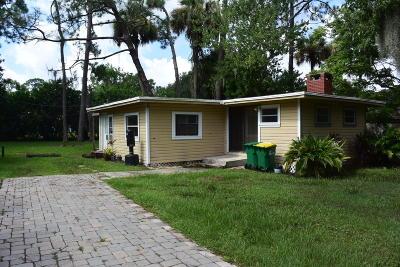 Cocoa Single Family Home For Sale: 2515 Terri Lane