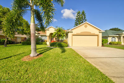 Rockledge Single Family Home Contingent: 1805 Hudson Drive