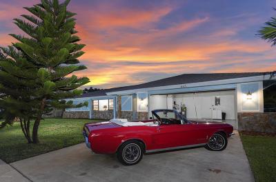 Satellite Beach Single Family Home For Sale: 665 Mark & Randy Drive