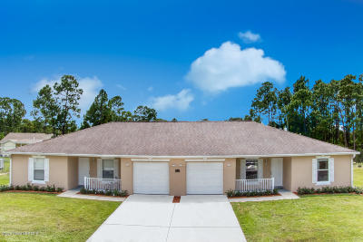 Palm Bay Multi Family Home Contingent: 1626 Santos Street SE #A & B