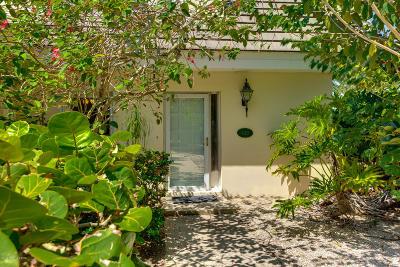 Melbourne Beach Single Family Home For Sale: 430 Ross Avenue