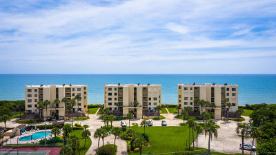 Melbourne Beach Condo For Sale: 6307 S Highway A1a #242