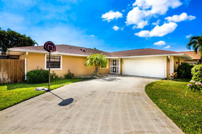 Satellite Beach Single Family Home For Sale: 496 Tortoise View Circle