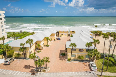 Satellite Beach Condo For Sale: 1425 Highway A1a #8