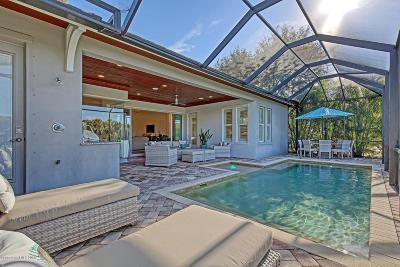 Melbourne Beach Single Family Home For Sale: 7757 Kiawah Way