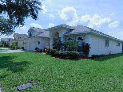 Palm Bay Single Family Home For Sale: 1830 Windbrook Drive SE