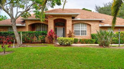 Melbourne Single Family Home For Sale: 3670 Carriage Gate Drive