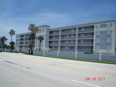 Satellite Beach Condo For Sale: 297 Highway A1a #416
