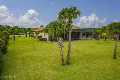 Malabar Single Family Home For Sale: 2373 Westhorpe Drive