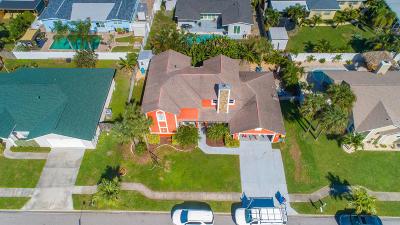 Satellite Beach Single Family Home For Sale: 408 Lighthouse Landing Street