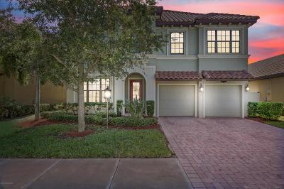 Satellite Beach Single Family Home For Sale: 329 Montecito Drive