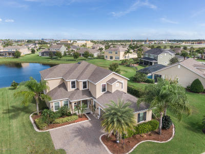 Viera Single Family Home For Sale: 3027 Cortona Drive