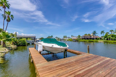 Satellite Beach Single Family Home For Sale: 625 Hawksbill Island Drive