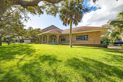 Malabar Single Family Home For Sale: 2630 Rocky Point Road