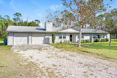 Melbourne Single Family Home For Sale: 3005 Ranch Road