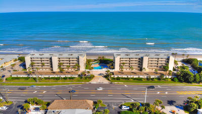 Satellite Beach Condo For Sale: 1465 Highway A1a #106
