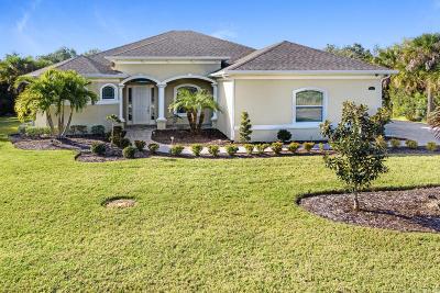 Malabar Single Family Home For Sale: 2402 Westhorpe Drive