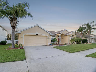Melbourne Single Family Home For Sale: 3742 Stream Drive