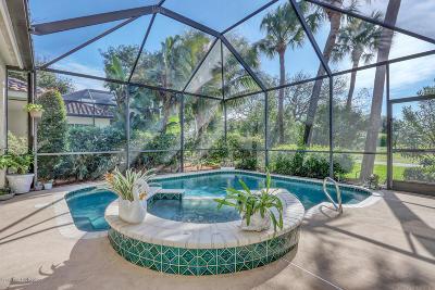 Melbourne Beach Townhouse For Sale: 213 Osprey Villas Court
