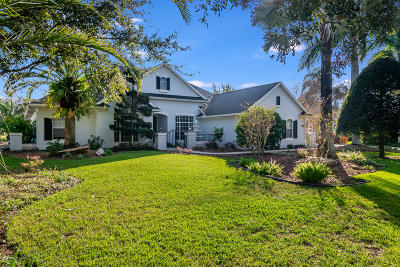 Palm Bay Single Family Home For Sale: 1840 Winding Ridge Circle SE