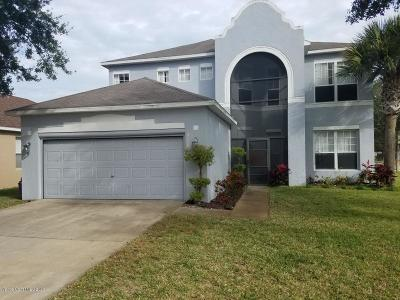 Melbourne Single Family Home For Sale: 4263 Collinwood Drive