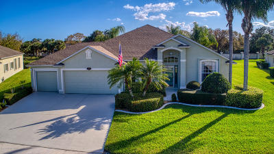 Melbourne Single Family Home For Sale: 1536 Grand Isle Boulevard